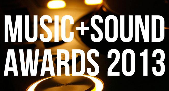 Music and Sound Awards 2013