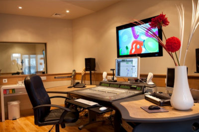 Sound design Studio London