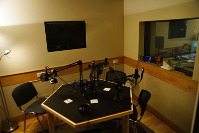 voice over recording studios