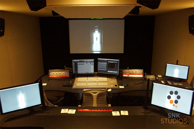 Award Winning Sound Design Studio in London