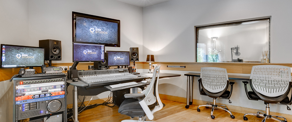 London's Leading Voice Over Recording Studio Facility
